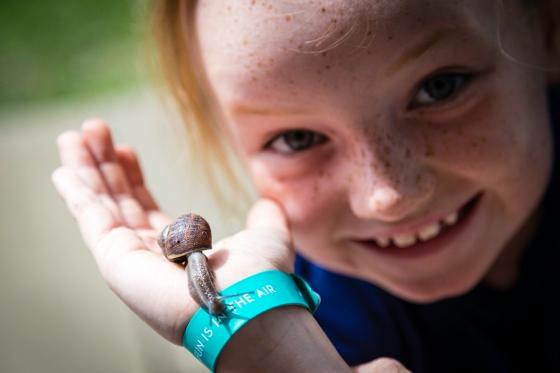 Snail Girl